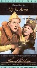 NEW VHS Up in Arms: Danny Kaye Dinah Shore Dana Andrews Calhern Virginia Mayo