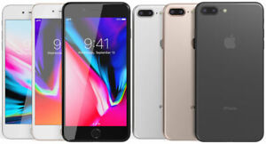 Apple iPhone 8 Plus - 64GB, 256GB - Gold, Red, Space Grey, Silver - Unlocked