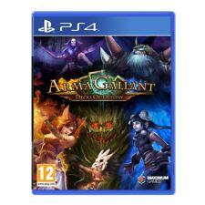 Armagallant Decks of Destiny Sony PlayStation 4 Ps4