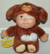 2008 CABBAGE PATCH KIDS *25th YEAR CELEBRATION* SNUGGLIES DOG