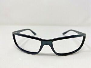 Ray-Ban Sunglasses Frame Italy RB 4034 601-S/81 3P Matte Black Full Rim HH05
