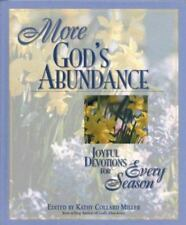 More God's Abundance: Joyful Devotions for Every Season