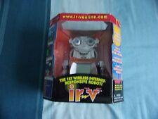 Ir-V el 1st Inalámbrico Internet sensible Robot Vintage 2001 Nuevo