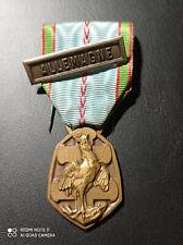 E18/0) Belle médaille française Allemagne guerre 39/45 WW2 French medal