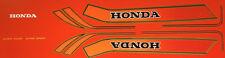 Honda CB750F RC04 restauración DECAL set