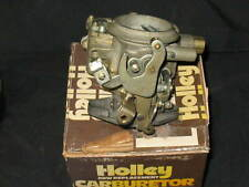 NOS 1904 Holley 1238-1 International Harvester IHC w hand choke 240-264-282 CID