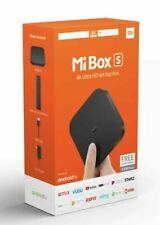 Xiaomi Mi Box S Streaming Media Player Home 4K HDR Android TV Google Assistant