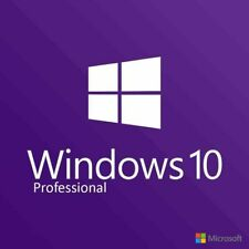 Microsoft Windows 10 Professional Installation USB Drive 32 & 64 Bit w/ License