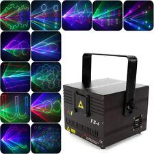 1000mW Lasershow World RGB/DMX/ILDA Bühnenlicht Animation Laser DJ Disco Stage