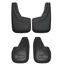 Husky Liners Front & Rear Mud Guards for 2006-2009 Hummer H3