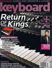 2007 TAYLOR EIGSTI Jazz Ableton Live 6 Tips KAWAI PR-1 Keyboard Reviews Magazine