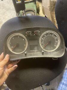 Mk4 Bora/golf Sport Clocks/speedo