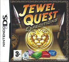 JEWEL QUEST EXPEDITIONS for Nintendo DS NDS
