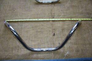 Harley buckhorn handlebars Dyna Sportster Softail FXR bars EP23320