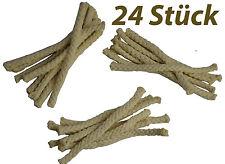 Dochte - 24X Ersatzdochte für Bambusfackeln, Laternen, Fackeln - Baumwolle