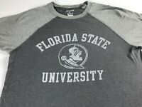 Florida State Seminoles T-Shirt Adult Medium FSU Noles Student Alumni Retro Look