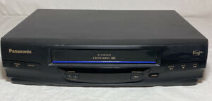 Panasonic PV-V4030s VHS VCR Video Cassette Player Recorder Tested Working