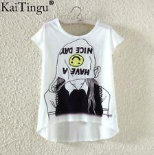 Have A Nice Day Light Summer T-Shirt Kawaii Harajuku Pastel Goth - LT0012