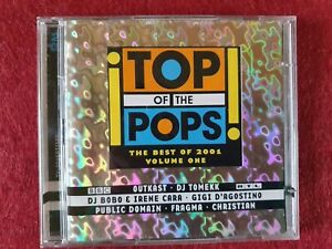 "Sampler, ""Top of the Pop "", Vol. 1,  Best of 2001, 2 CD`s, 40 Hits"