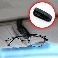 Universal Car Accessories Visor Sun Glasses Holder Spectacles Card Ticket Clip