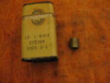 starter generator bushing .655 x .625 x .495 bronze .0025 1 each