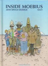 Jean Giraud Inside Moebius T.6 - édition originale Stardom