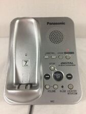 PANASONIC KX-TG3031S Cordless Phone Answering Machine Base ONLY w Power Cord