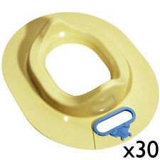 BABY - Winnie the Pooh Toilet Trainer Seat - Bulk Pack of 30 - Yellow CP1040X30