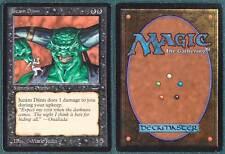 Juzam Djinn | Arabian Nights | Exc | MtG Magic the Gathering