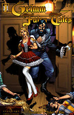 GRIMM FAIRY TALES #11 - Cover A - Back Issue
