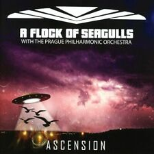 A FLOCK OF SEAGULLS : ASCENSION - BRAND NEW & SEALED>>