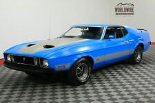 FORD MUSTANG MACH 1 FACTORY 302V8! 4-SPEED MANUAL.