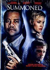 NEW DVD // Summoned // Cuba Gooding, Jr., Ashley Scott, Bailey Chase, James Hong