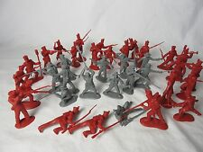 Jim Bowie's Alamo Texans Vs. Mexicans playset CLASSIC TOY SOLDIERS 54MM 36 pcs.