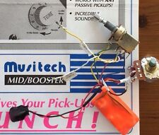 RARE-Musitech OnBoard Guitar MID/BOOSTER by John McIntyre
