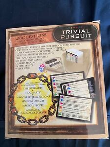 World of Harry Potter Trivial Pursuit Game by Hasbro/USAopoly Travel Game