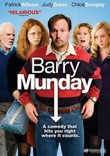 Barry Munday (DVD, 2010)Jean Smart, Chloe Sevigny, Billy Dee Williams, Malcolm M