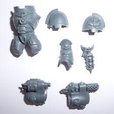 Primaris gli aggressori IL SERGENTE anteriore del tronco/Leg Armour/Spalline/Pistole G920