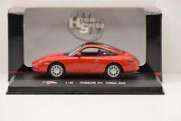 PORSCHE 911 TARGA 2002 HIGH SPEED 1/43 NEUF EN BOITE