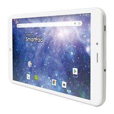 "MEDIACOM Tablet SmartPad 10 Eclipse White 10.1"" HD Quad Core 16 Gb"