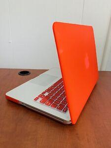 "Macbook Pro 13"" 2.5GHz intel Core i5 2012 8GB RAM 500GB HDD Multicolor Cover"