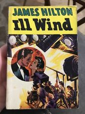 Ill Wind ~ James Hilton Avon #4 Paperback Rare Collectible Vintage 1932