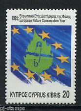 1995 Cyprus 868 Europees jaar van de natuurbescherming