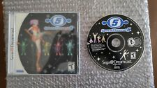 Space Channel 5 (SEGA Dreamcast) US-NTSC, OVP, getestet, komplett, CIB