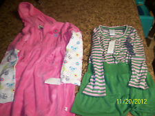 NWT Girl's Size 5T Dresses -2 In Lot Made By Fisher Price And WonderKids-