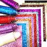 Chunky Glitter Fabric Vinyl Self-adhesive Fabric Wallpaper Stair Border Sticker