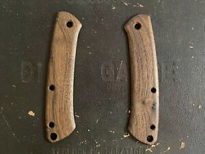 Custom Wood Scales for Benchmade Proper 318/319 - Walnut #008