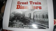'Great Train Disasters' Book