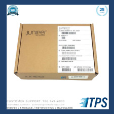 Juniper Networks EX-UM-4X4SFP 4-Port 1GbE/10GbE SFP+ Uplink Module EX4300 Series