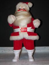 HAROLD GALE SANTA COCA COLA RED VINTAGE DOLL DISPLAY CHRISTMAS TREE ORNAMENT NEW